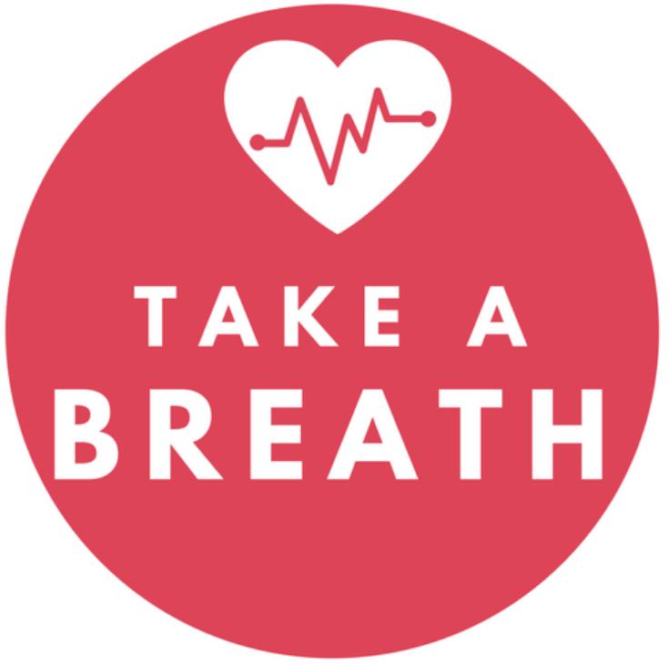 take a breath logo